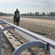Vallado pista de carreras