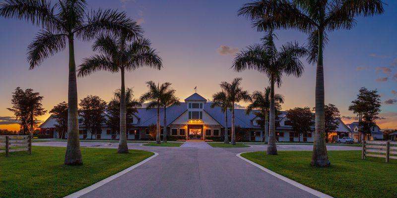 Sotoancho Instalaciones Hípicas en Wellington, Florida